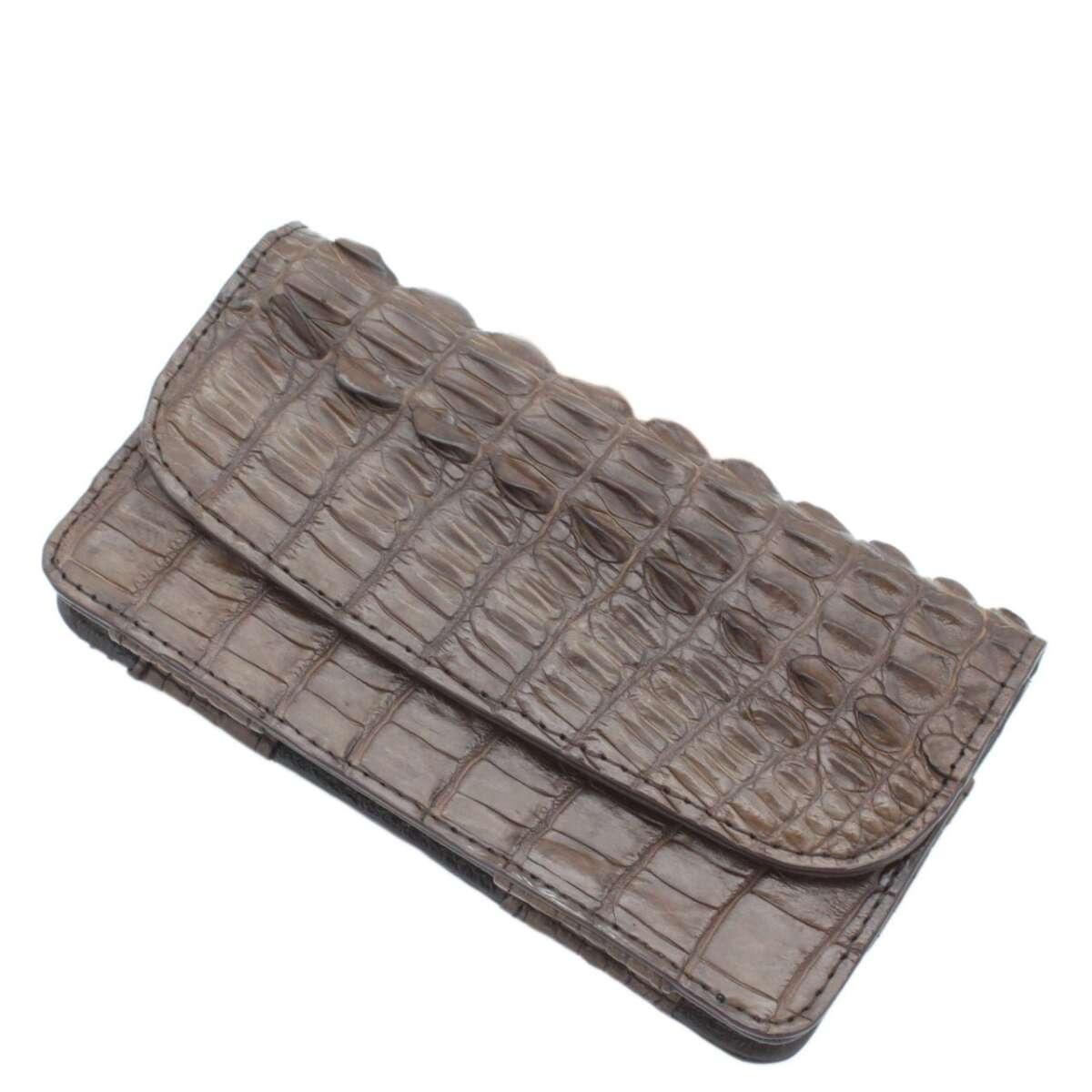 Bao điện thoại đeo lưng iphone 6/7/8 da cá sấu S1006a