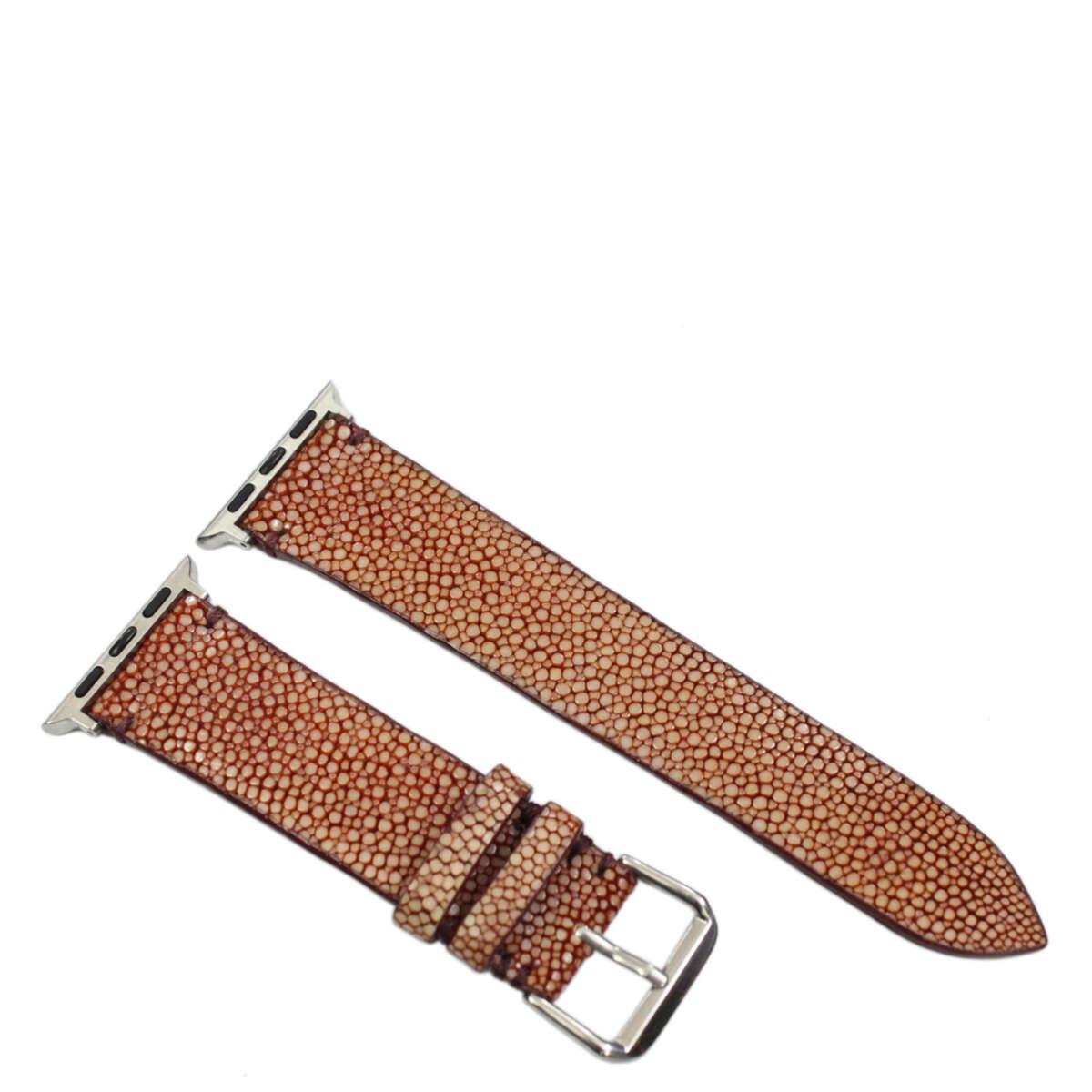 Dây da cá đuối Apple Watch D902b