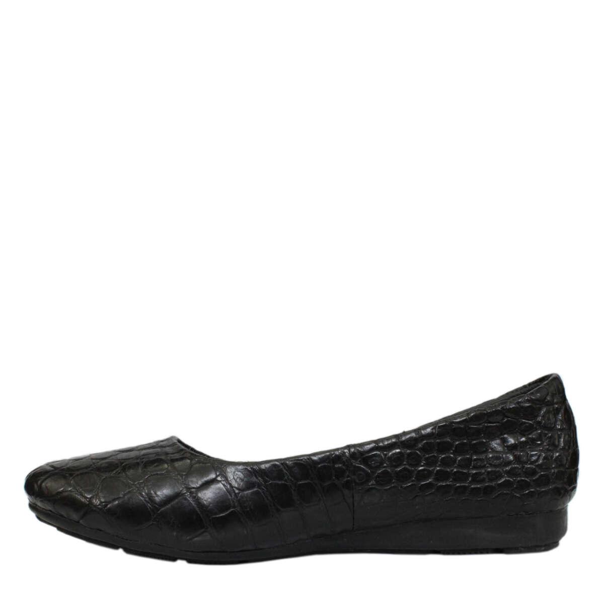 Giày bệt da cá sấu S764a