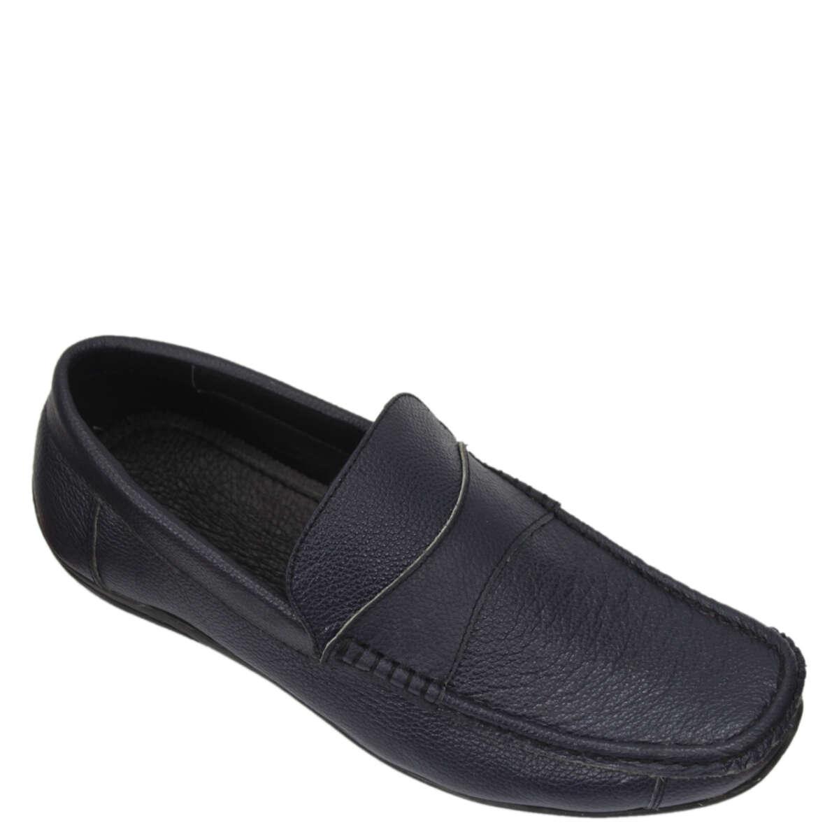 Giày lười nam da bò B861b
