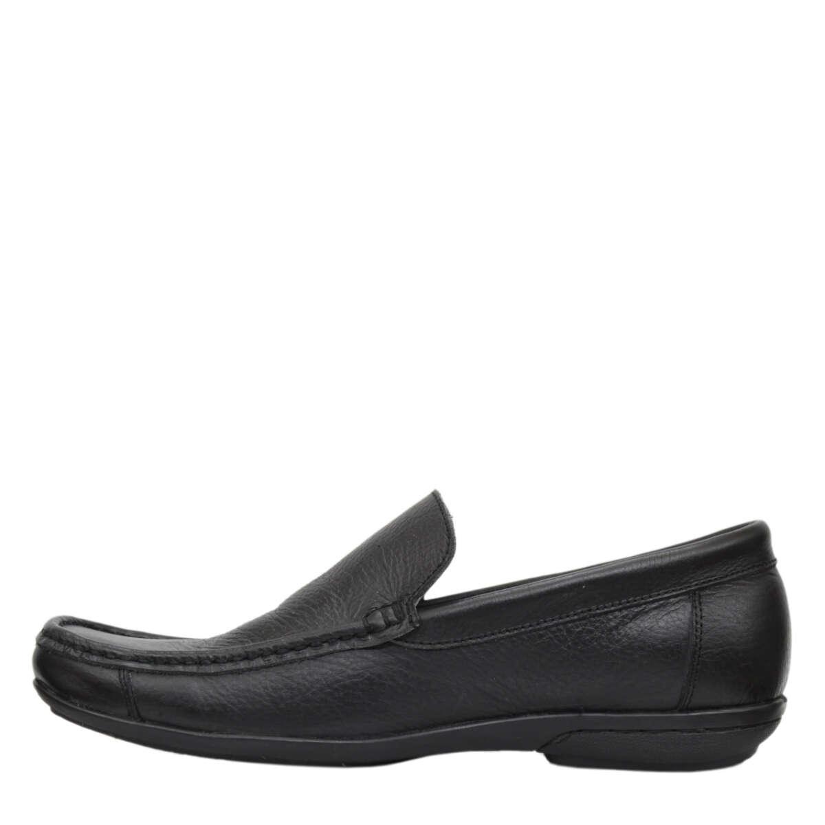 Giày lười nam da bò B863a