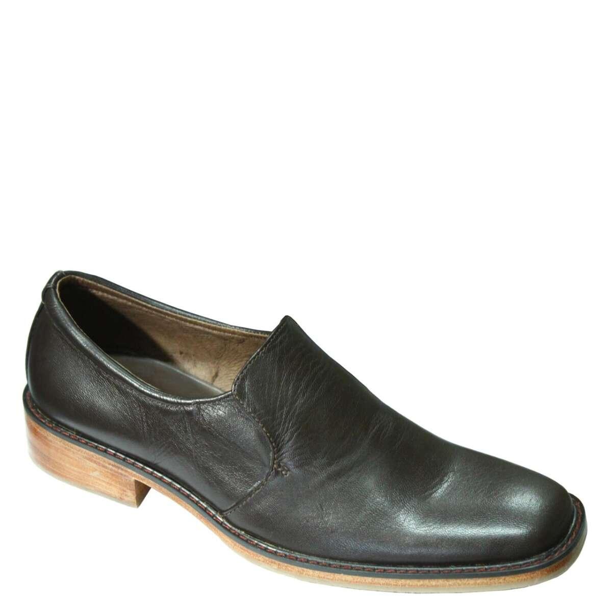 Giày nam da bò B870a