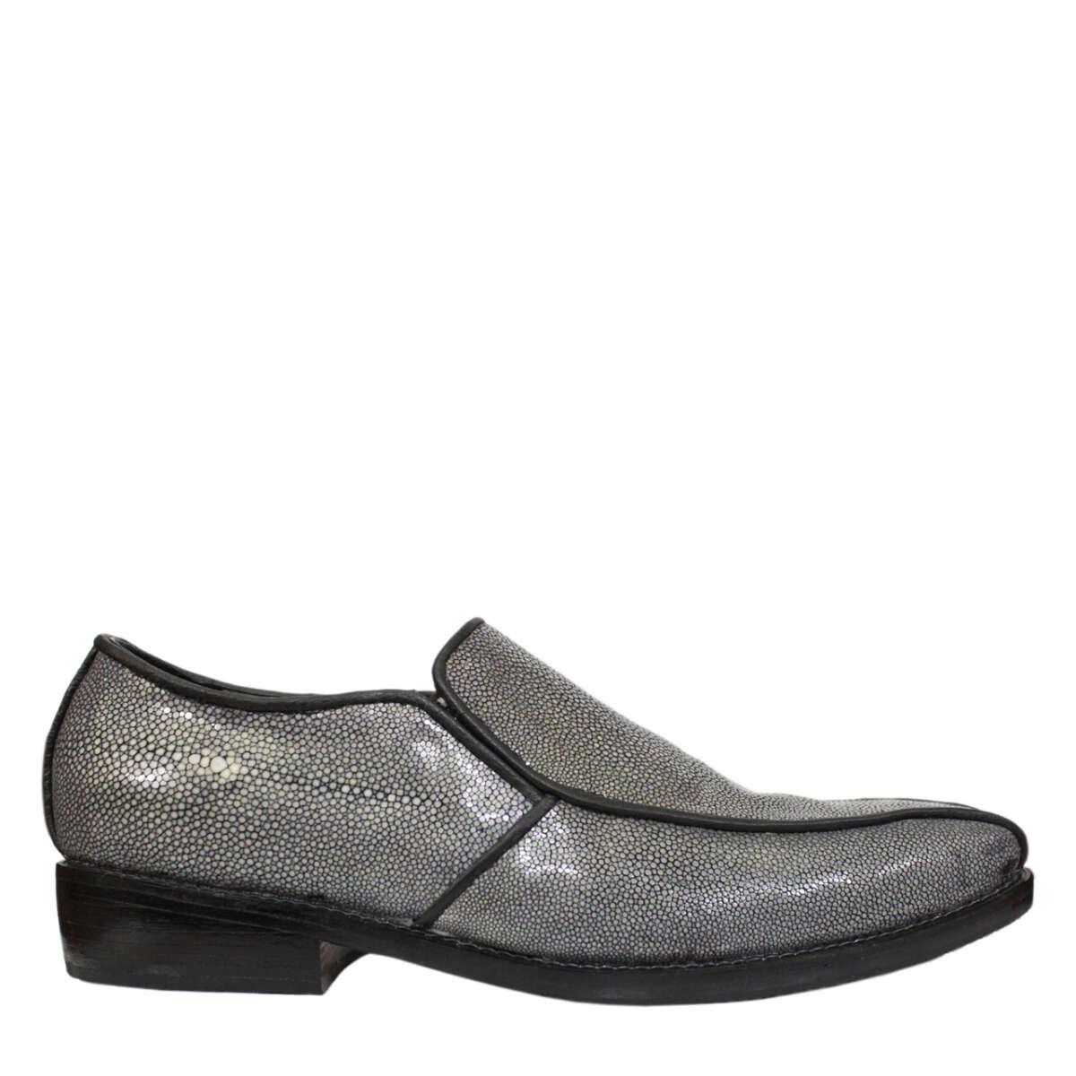 Giày nam da cá đuối D851a