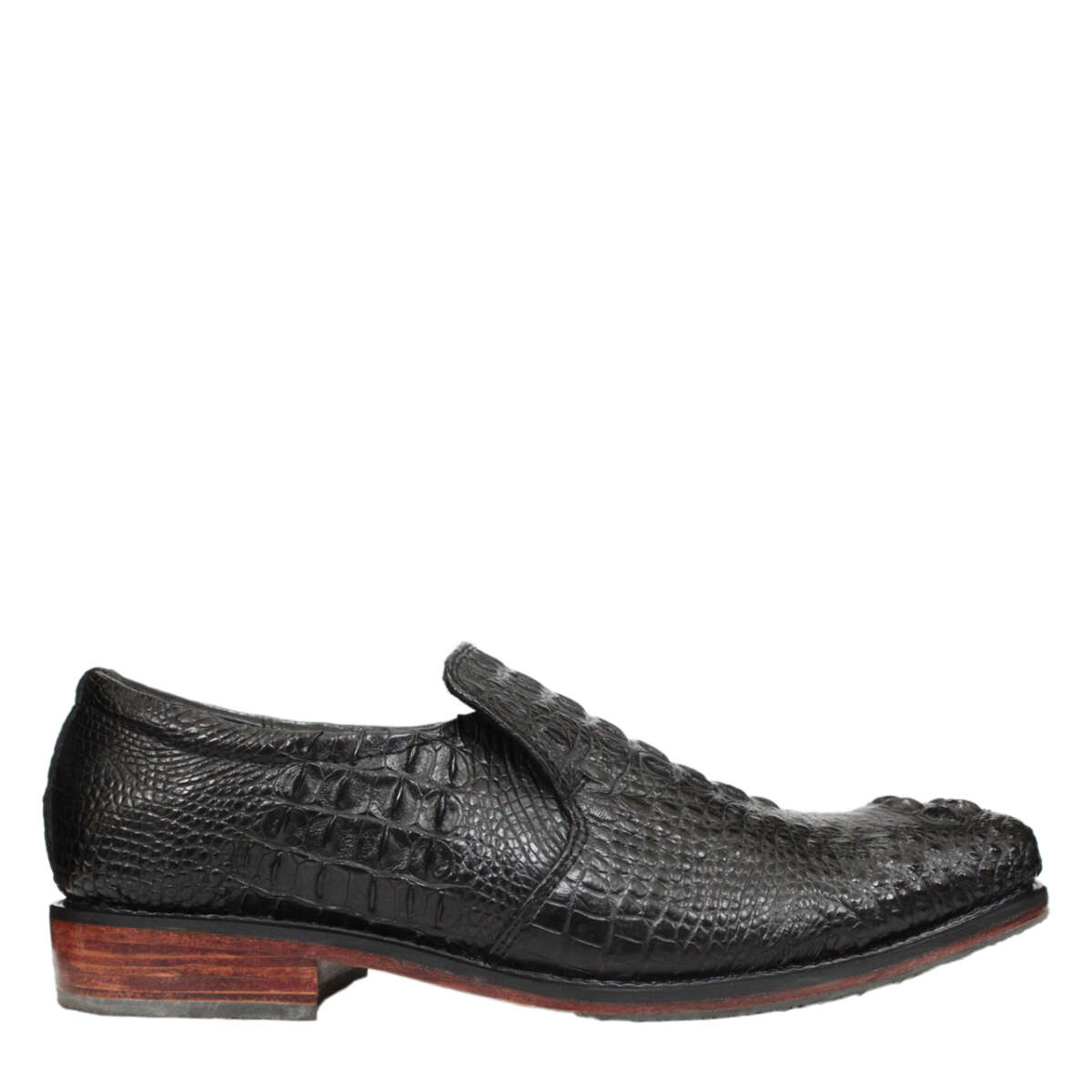 Giày nam da cá sấu S851a