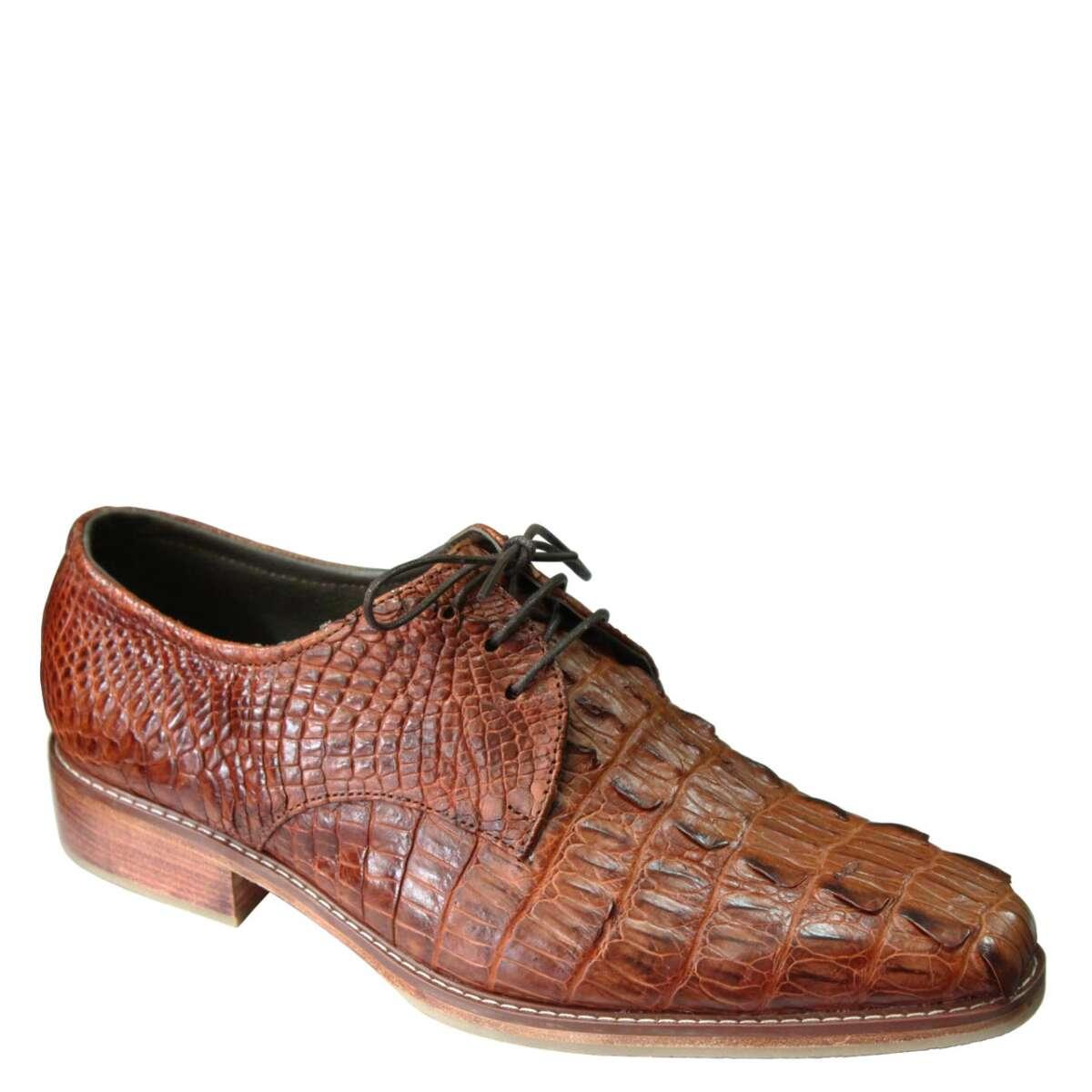 Giày nam da cá sấu S855a