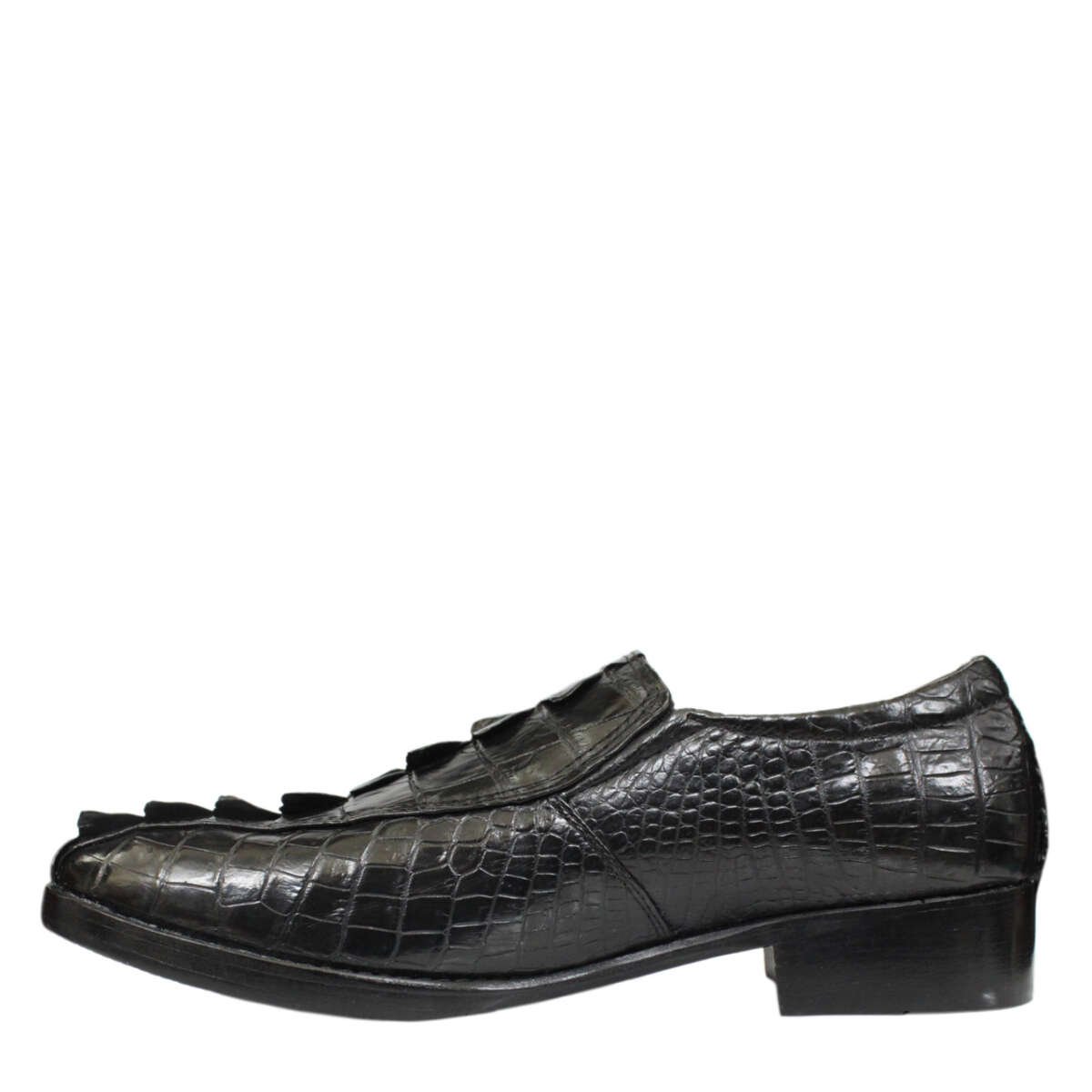 Giày nam da cá sấu S858a
