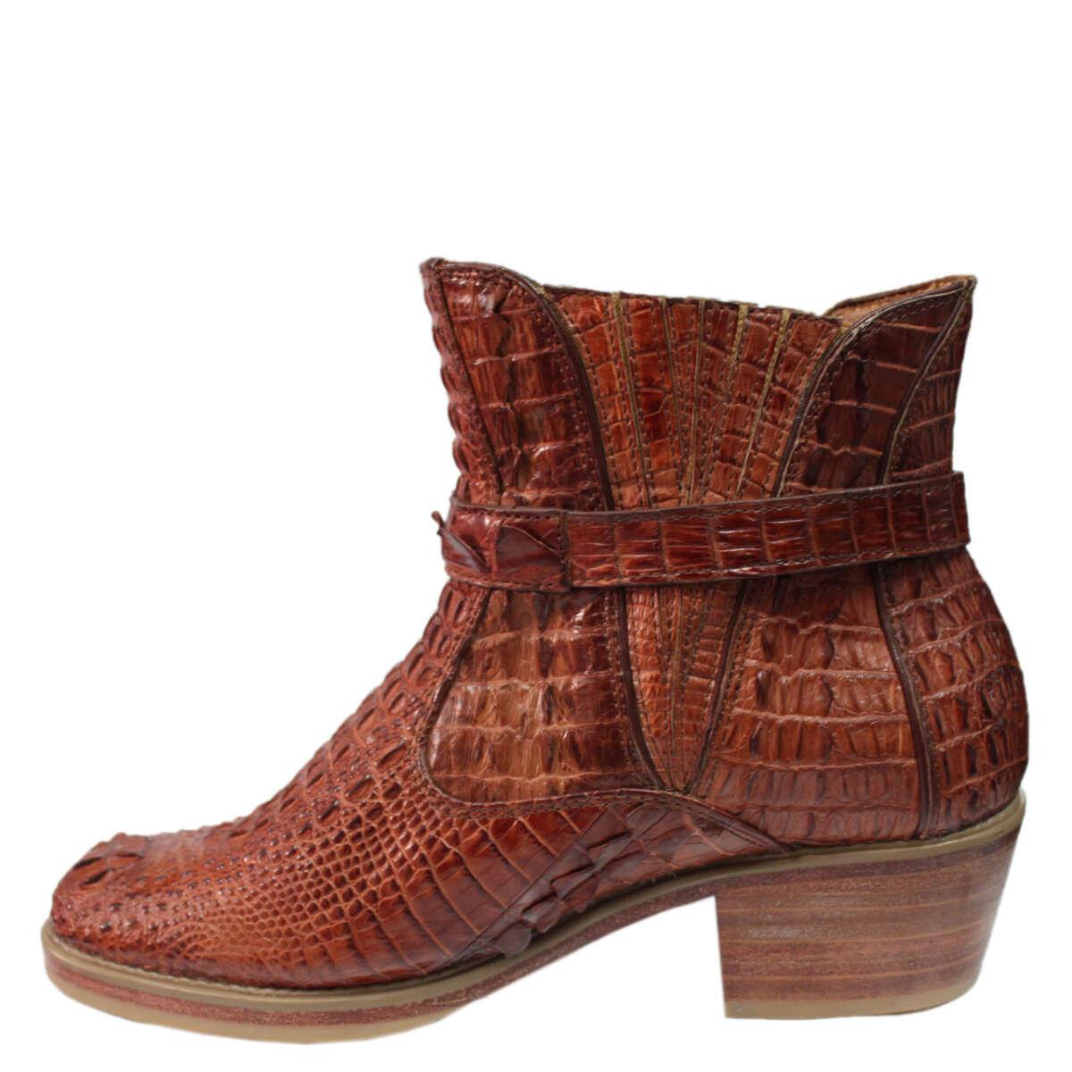 Giày nam da cá sấu S863