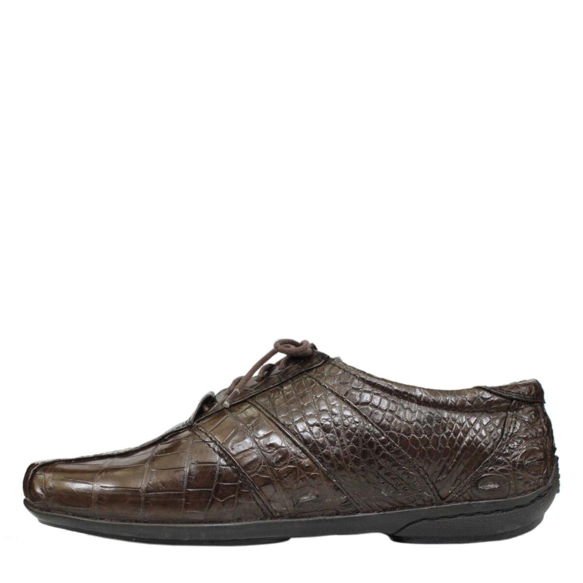 Giày nam da cá sấu S867a