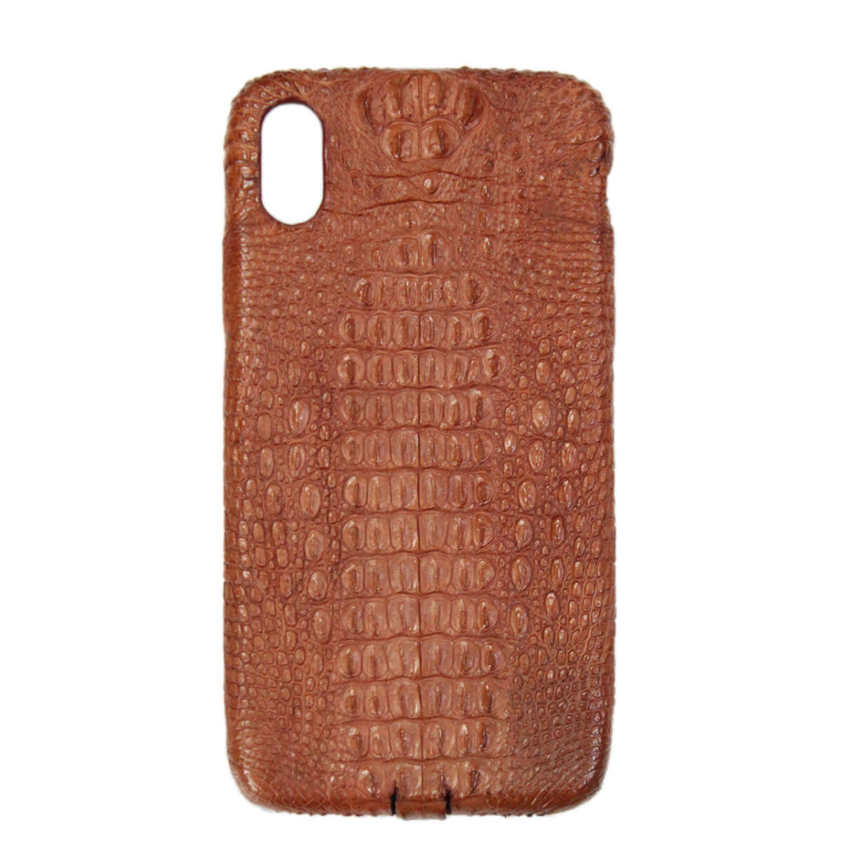 Ốp lưng iPhone X/Xs da cá sấu S1061a