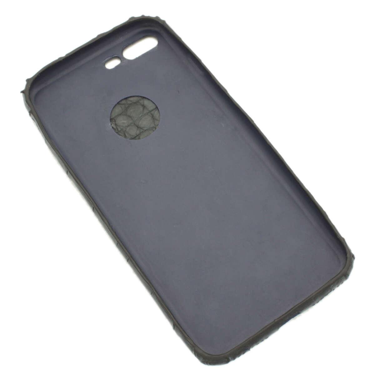Ốp lưng iPhone 7 Plus da cá sấu S1063a