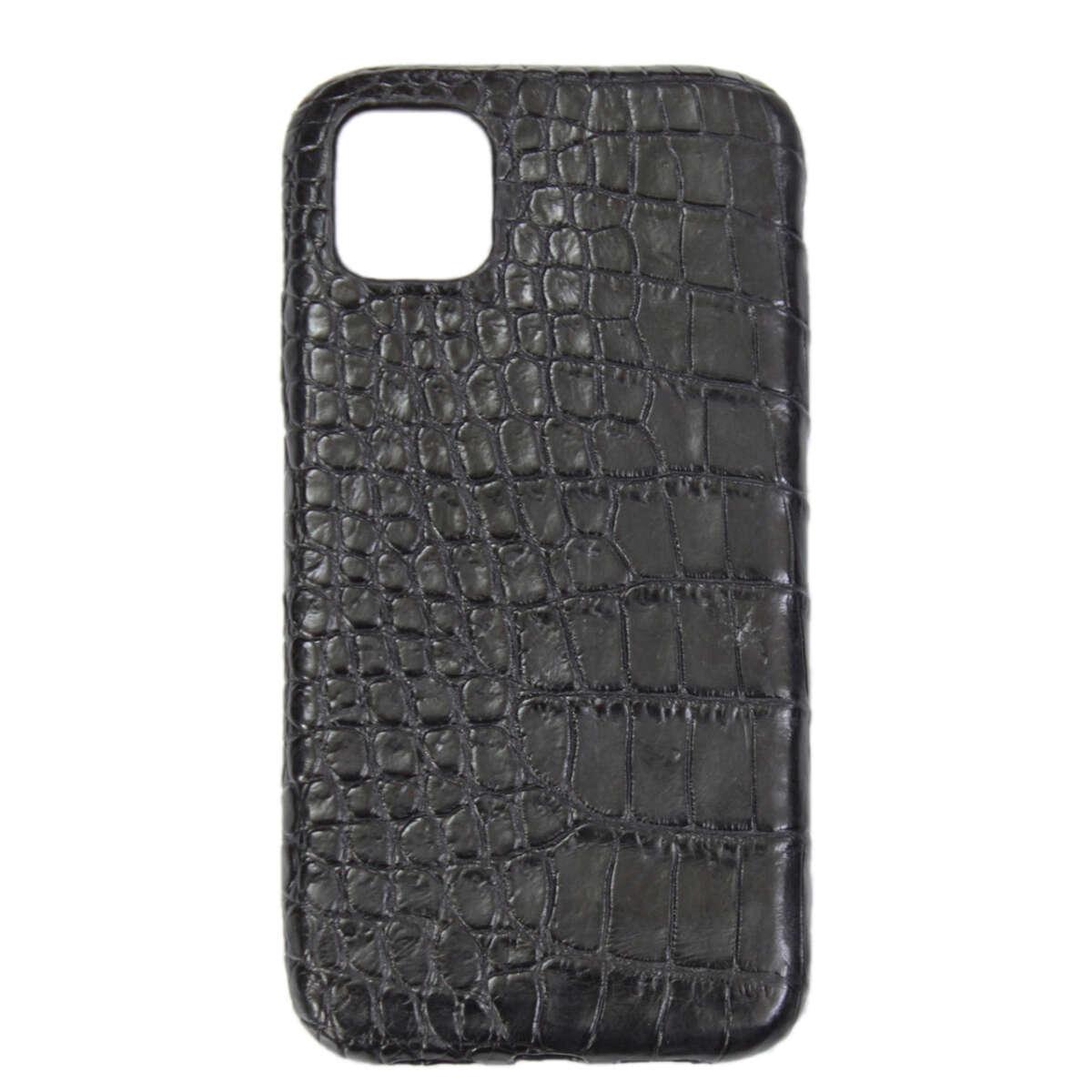 Ốp lưng iPhone 11 da cá sấu S1067a