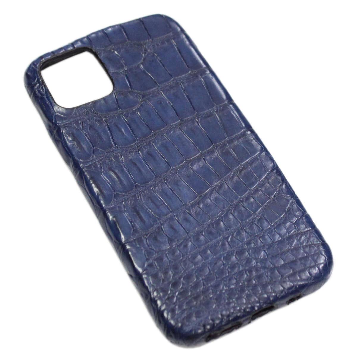 Ốp lưng iPhone 11 Pro da cá sấu S1068a