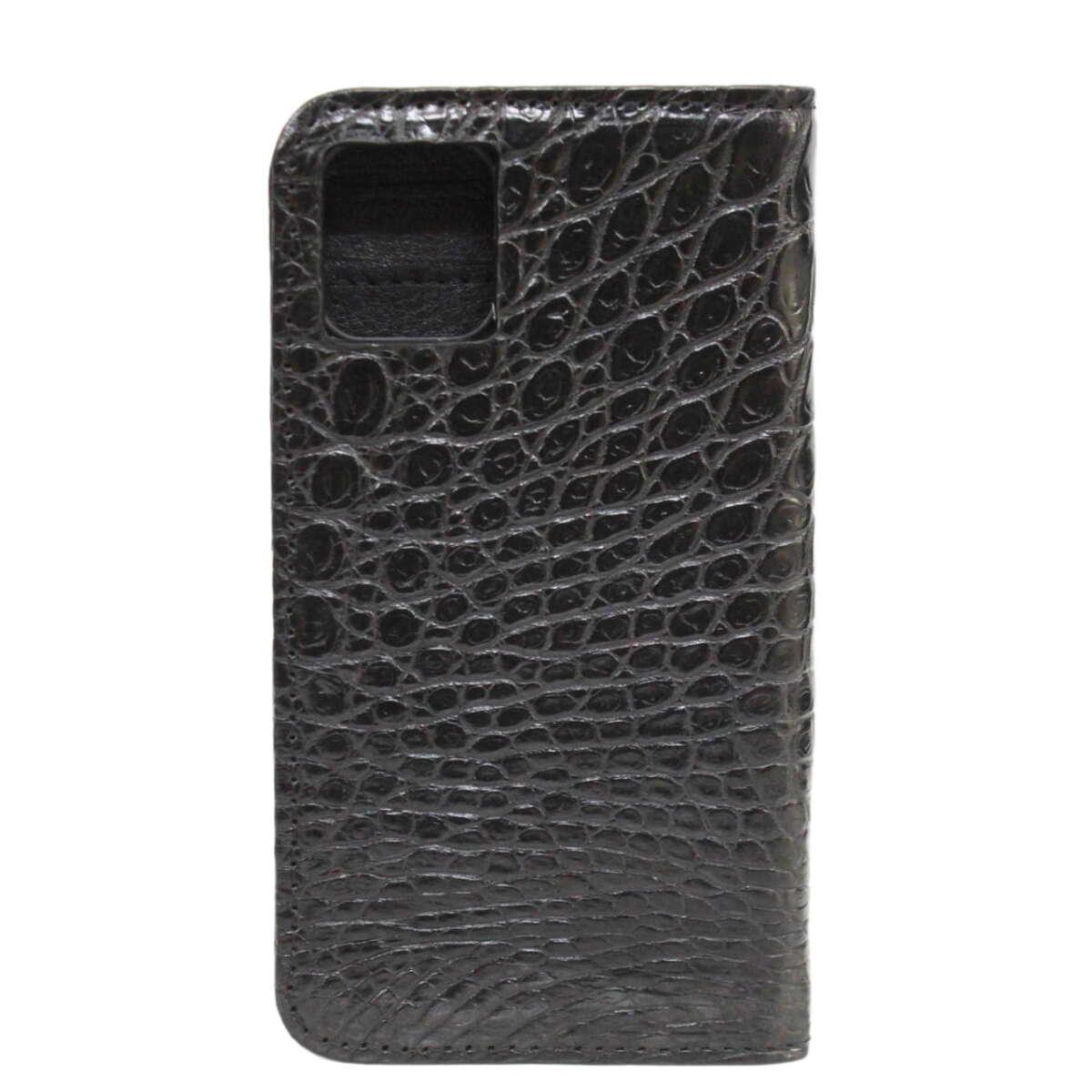 Ốp lưng dạng ví iPhone 11 Pro da cá sấu S1069a