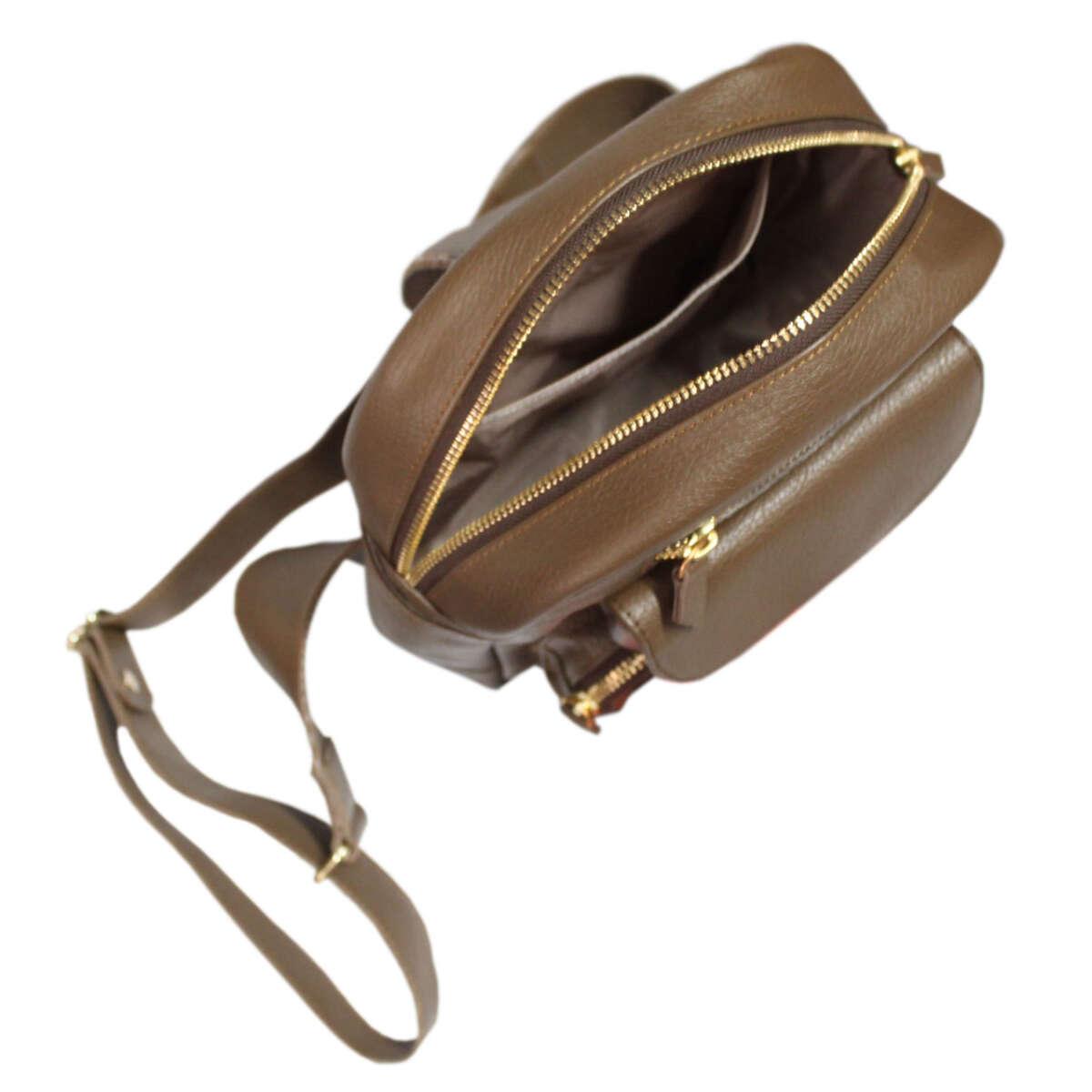 Túi đeo nam da bò B202a