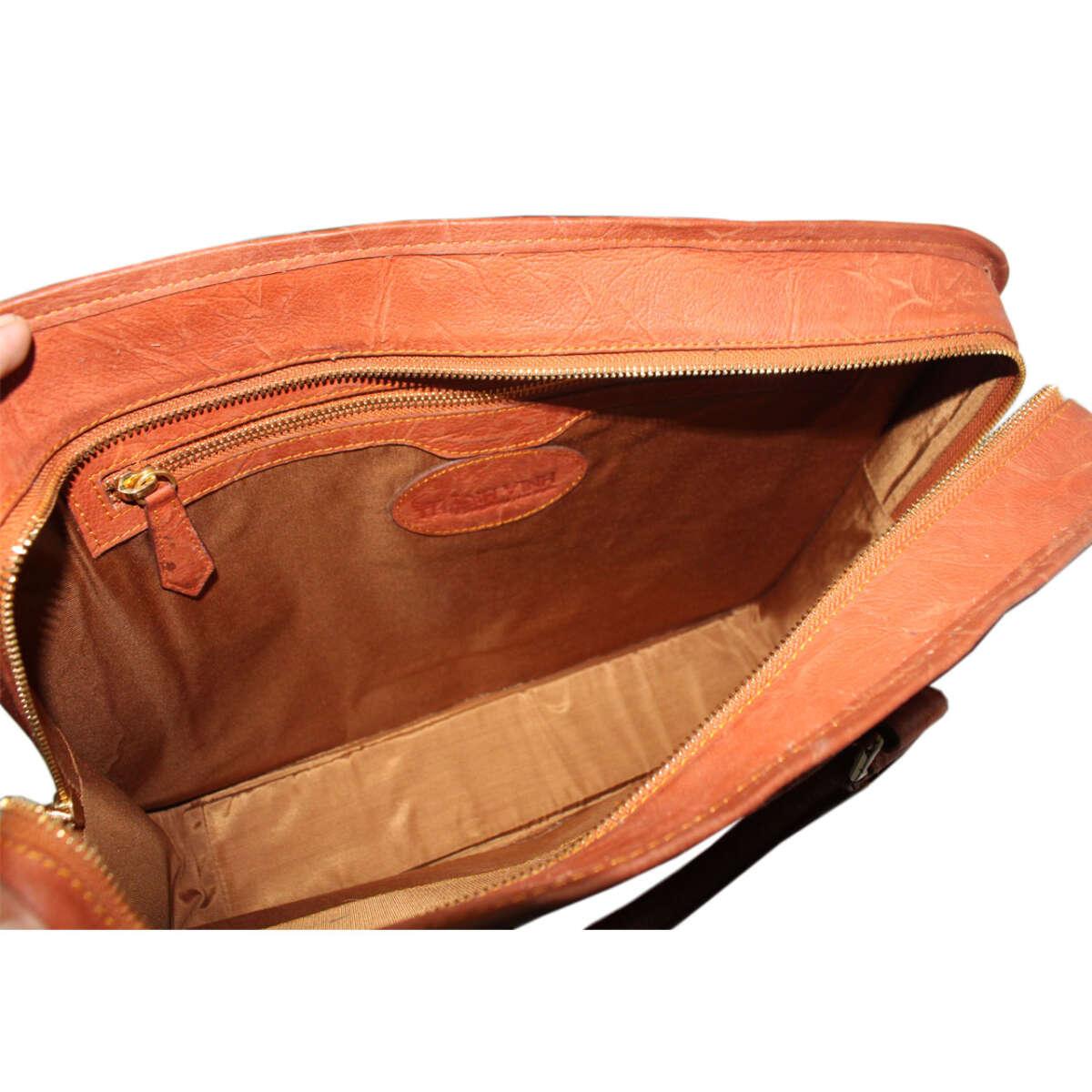 Túi xách nam da bò B243a