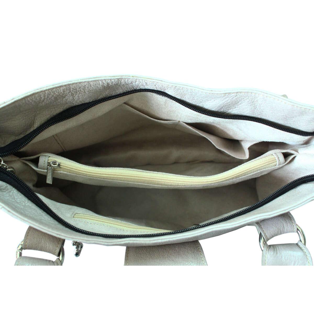 Túi xách nữ da bò B005a