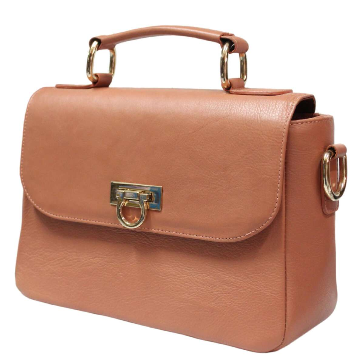 Túi xách nữ da bò B017b