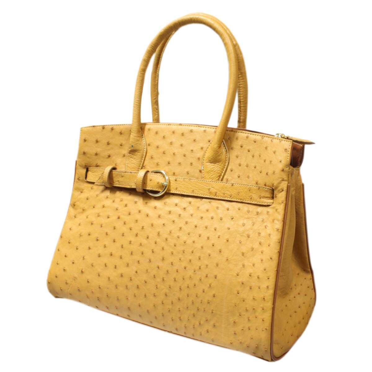 Túi xách nữ da đà điểu E007c