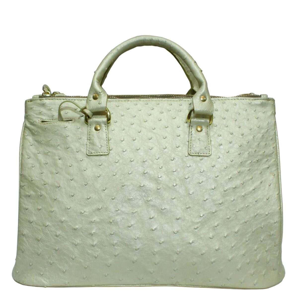 Túi xách nữ da đà điểu E010
