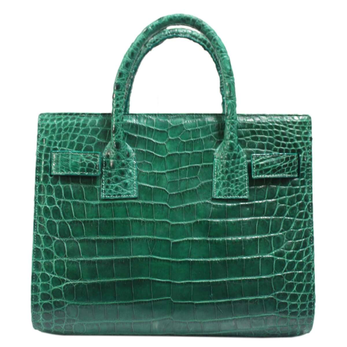 Túi xách nữ da cá sấu S033a