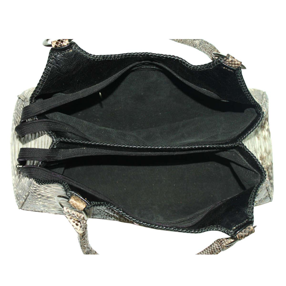 Túi xách nữ da trăn T005