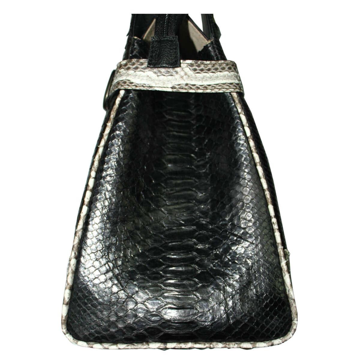 Túi xách nữ da trăn T006