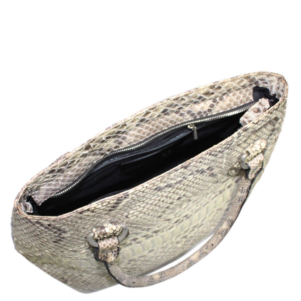 Túi xách nữ da trăn T010