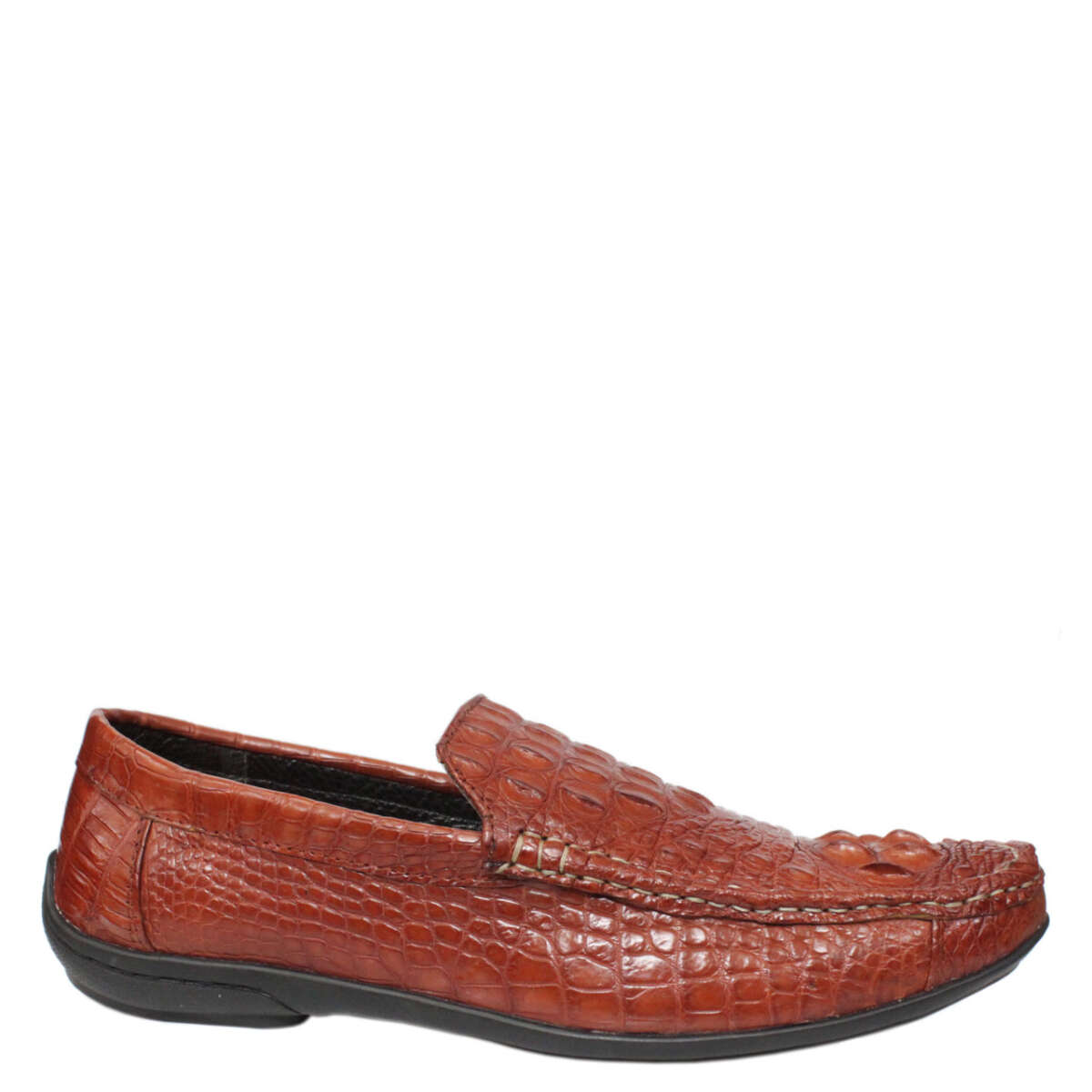 Giày lười nam da cá sấu S879a