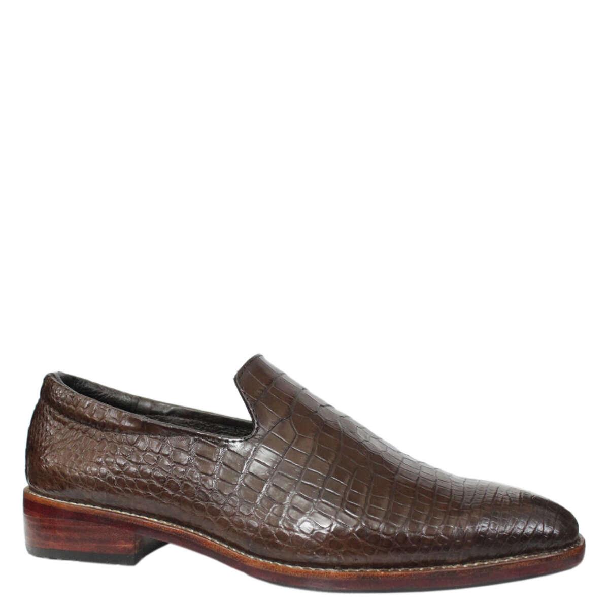 Giày nam da cá sấu S880a